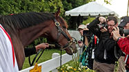 Orb draws No. 1 post for Preakness; will be a 1-1 favorite