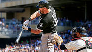 MINNEAPOLIS — The White Sox return Thursday night to Angel Stadium with the same 17-21 record they had last season when slugger Adam Dunn declared it was time for him and his teammates to shake out of their doldrums.