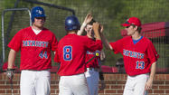 Photo Gallery: Washington County at Lincoln County baseball 051413