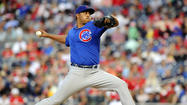 Marmol denies report he 'wants out' of Chicago