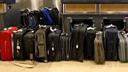 More airline passengers tolerant of baggage fees, study says