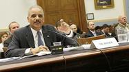 "WASHINGTON (Reuters) - Attorney General Eric Holder on Wednesday accused a senior Republican lawmaker of ""shameful"" behavior in an unusually personal exchange between the chief U.S. prosecutor and one of his most vocal congressional critics."