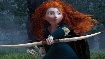 Disney's sexier, skinnier Merida to stay, despite protests