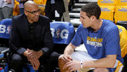 Mychal Thompson, Klay Thompson