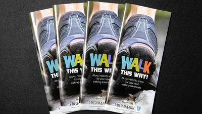 Walk This Way! links readers to Lehigh Valley trails