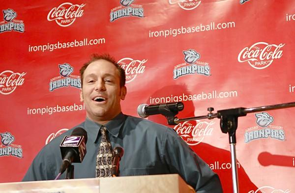 IronPigs radio man Matt Provence is used to the unglamorous grind of minor-league baseball.