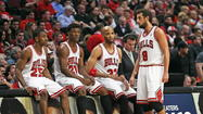 And so it ends. No more basketball. No more games. No more 2013 Chicago Bulls.