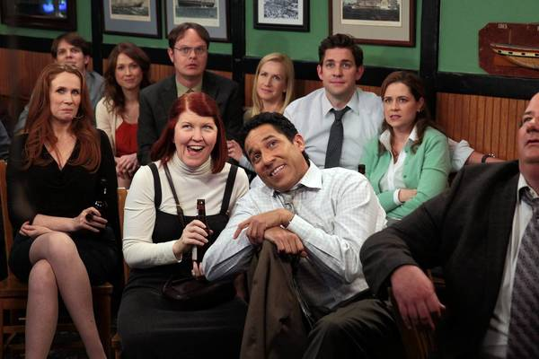 """The Office"" cast's final episode after nine seasons is Thursday night."