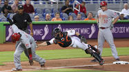 — The Miami Marlins' latest loss was a Choo-in from the start.