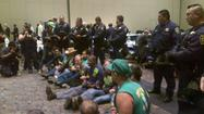UC regents protest