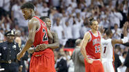 Bulls drop from playoffs with 94-91 defeat