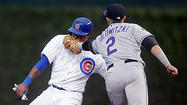 Photos: Cubs take series vs. Rockies