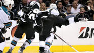 Hit on Kings' Jarret Stoll by Sharks' Raffi Torres could alter playoff series