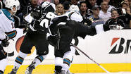 San Jose winger Raffi Torres' jarring hit of Kings center Jarret Stoll on Tuesday triggered a sizable ripple effect that could alter the tone and course of the teams' Western Conference semifinal playoff series. The ripples could spread far enough for the Kings to lose a valued penalty killer for a while and for the NHL to severely punish Torres, a multiple repeat offender under the league's often murky code of justice.