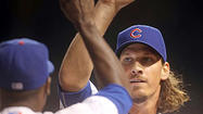 Samardzija goes 8 strong innings for 6-3 victory