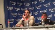 Video: Noah, Boozer after Bulls' Game 5 loss