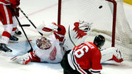 Marcus Kruger, Jimmy Howard