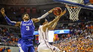 Nerlens Noel leads the current 2013 Consensus NBA Draft Board