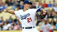 Zack Greinke did his job, even a tad more. Then the rest of the Dodgers did just enough of theirs to emerge with a 3-1 victory over the Washington Nationals on Wednesday night before a Dodger Stadium crowd of 36,721.