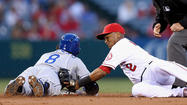 Angels hand it to Royals early and lose, 9-5