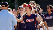 Photo Gallery: Crescenta Valley vs. La Salle CIF girls' softball