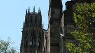 Yale University is facing $165,000 in fines for failing to properly report campus crime statistics, including sex offenses, after a review by the U.S. Department of Education that began in 2004.