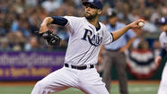 Lefty David Price has had his problems on the mound.