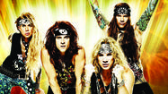 "<span style=""font-size: small;"">Steel Panther is so over-the-top with its profane and misogynistic lyrics — even by heavy metal standards — it must certainly be a parody of an '80s hair metal band.</span>"