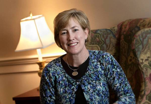 The Rev. Becky Glass is executive director of the Peninsula Counseling Center.