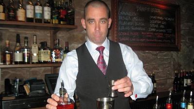 Bartender Buddha: Brent Bushong of Millwright's Restaurant and Tavern in Simsbury