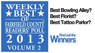 Best of Fairfield County Readers' Poll 2013 - See Volume I of the winners!