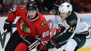 "Patrick Kane a gentleman? The Chicago Blackhawks winger has been named a finalist for the 2013 Lady Byng Memorial Trophy, which the NHL awards to a player who has ""exhibited the best type of sportsmanship and gentlemanly conduct combined with a high standard of playing ability."""
