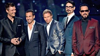 Backstreet Boys are coming to the Cruzan