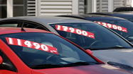 Used car sales were down overall in the first quarter of 2013, but certified pre-owned cars are more popular than ever, Edmunds.com says.