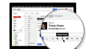 Google's new Gmail feature lets users send money by email