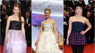 "The 66th annual Cannes Film Festival opened Tuesday in France -- or should we call it the <a href=""http://www.dior.com"" target=""_blank"">Dior</a> film festival? Dior's Raf Simons designed the ravishing haute couture creations worn by four ladies at the opening ceremony -- Nicole Kidman, Carey Mulligan, Zhang Ziyi and Julianne Moore."