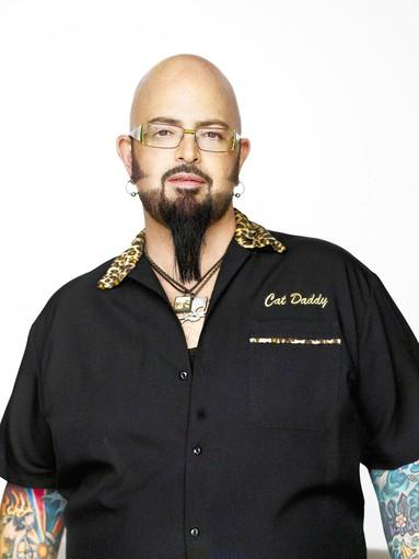 Jackson galaxy a k a cat daddy appears at books and for Jackson galaxy images