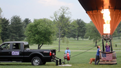 Turf Valley ready for Preakness balloon festival [Video]