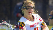 Playing in the same Maryland attack with a couple of Tewaaraton Award finalists, Brooke Griffin can sometimes get a little lost in the shuffle when it comes to the spotlight.