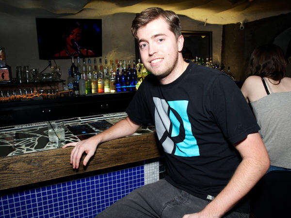 Meet these Chicago barflies: Sam Fallick, 25, DJ  As a DJ, how do you manage drinking on the job and still being able to perform? A lot of practice at home, drinking and spinning.  Whats the biggest misconception about DJs? That were jukeboxes. That people can just come up and say, Will you play this song? A DJ is there to play his own sound, not just what you want him to play.  Whats the one song that everyone should have a party this summer? The new Daft Punk single [Get Lucky]. Its something good to have in your arsenal of songs.