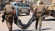 KABUL, Afghanistan – The death toll from a powerful suicide car bomb that shook the Afghan capital of Kabul on Thursday morning has increased to 15, including two American troops and four foreign civilian contractors, according to U.S. and Afghan officials.
