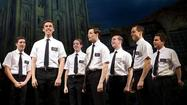 """The Book of Mormon"" will play its last Chicago performance Oct. 6, the show's producers officially announced on Thursday, confirming a fall departure that long had been evident."