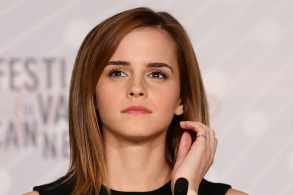 """Actress Emma Watson attends """"The Bling Ring"""" press conference during the 66th Annual Cannes Film Festival at Palais des Festival in Cannes, France."""