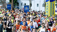 Any runner who didn't finish last month's Boston Marathon has been invited back for the 2014 race, the Boston Athletic Association announced Thursday.