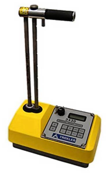 The state Department of Environmental Protection is looking for this device a Pennsylvania construction company lost when it fell off a truck on Interstate 81 in West Virginia May 3. The DEP says the device contains radioactive material that is not harmful as long as the device is not tampered with or damaged. The Road Reader Nuclear Density Guage is made by Troxler Electronic Laboratories, Research Triangle Park, N.C.