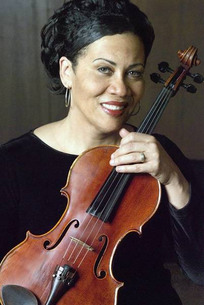 Violist Beverly Kane Baker and other chamber musicians perform Classics at the Vineyards May 23 at the Williamsburg Winery.