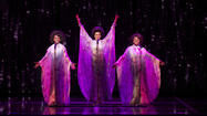 """Dreamgirls,"" the Broadway musical, plays at Ferguson Center for the Arts on May 17-18."