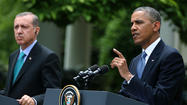 Obama says U.S. won't act alone on chemical weapons in Syria