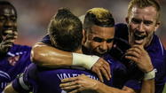 Barring injury, it is not a question of whether Dom Dwyer will break the Orlando City Soccer Club's record for most goals in a season.