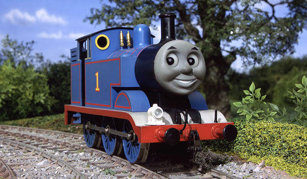 Thomas & Friends goes daily on PBS kids - latimes
